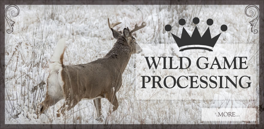 Konigs Wild Game Processing